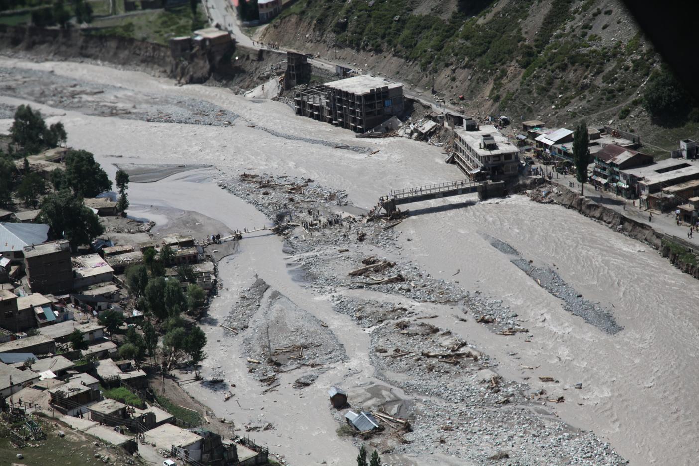 Short essay on Floods in Pakistan