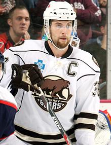 Dane Byers Canadian professional ice hockey player