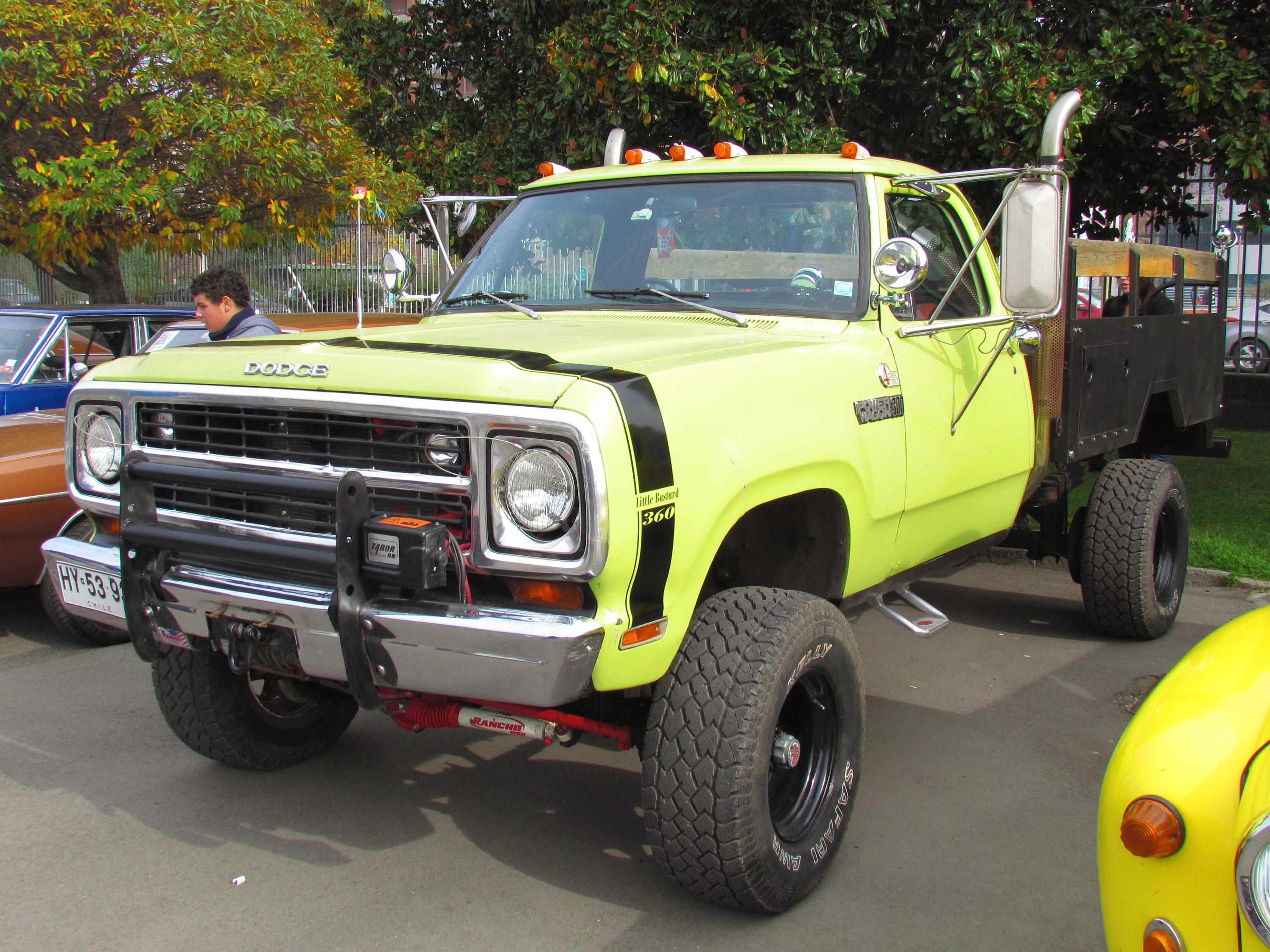 File:Dodge Power Wagon 300 4WD 1980 (8908015028).jpg - Wikimedia ...