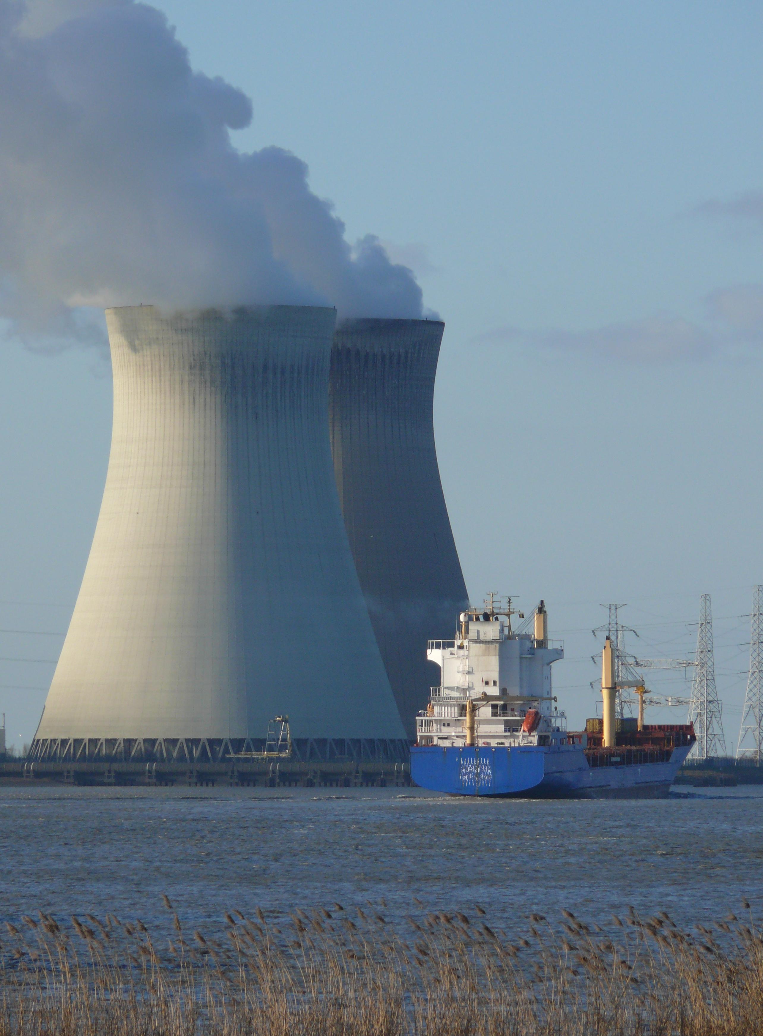 Description doel nuclear power plant jpg