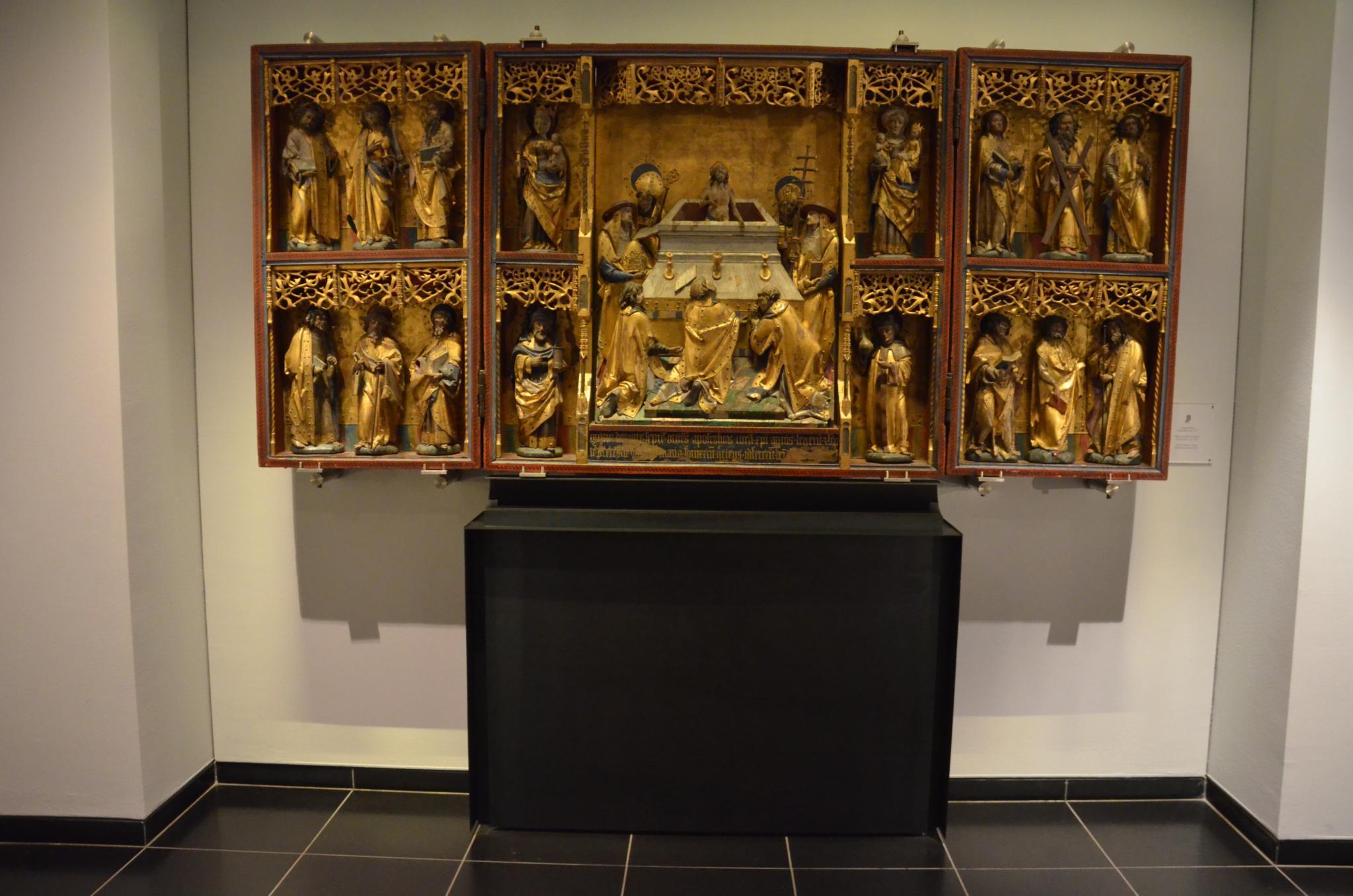 Domschatzkammer Aachen