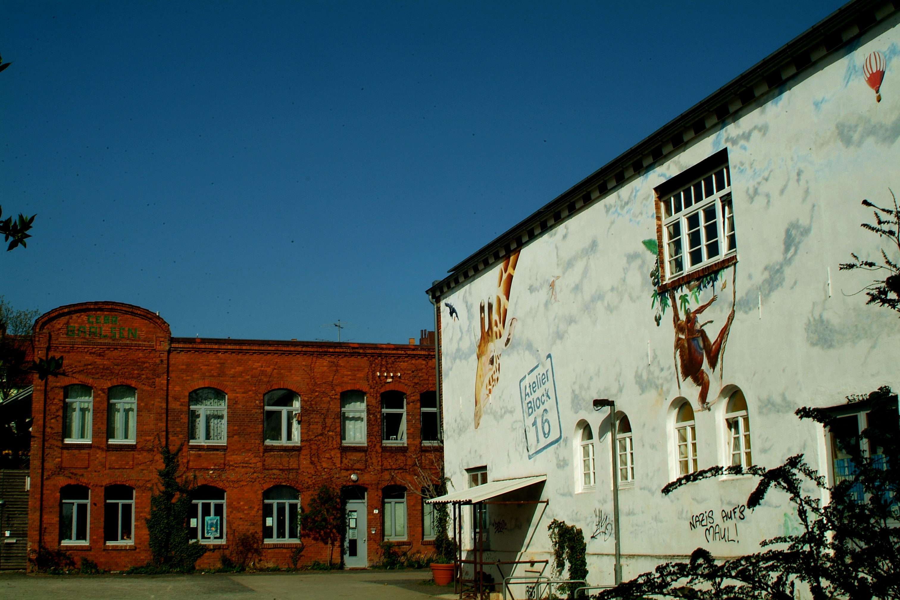 Künstler Hannover file edwin oppler weg 14 künstler atelier block 16 hannover jpg