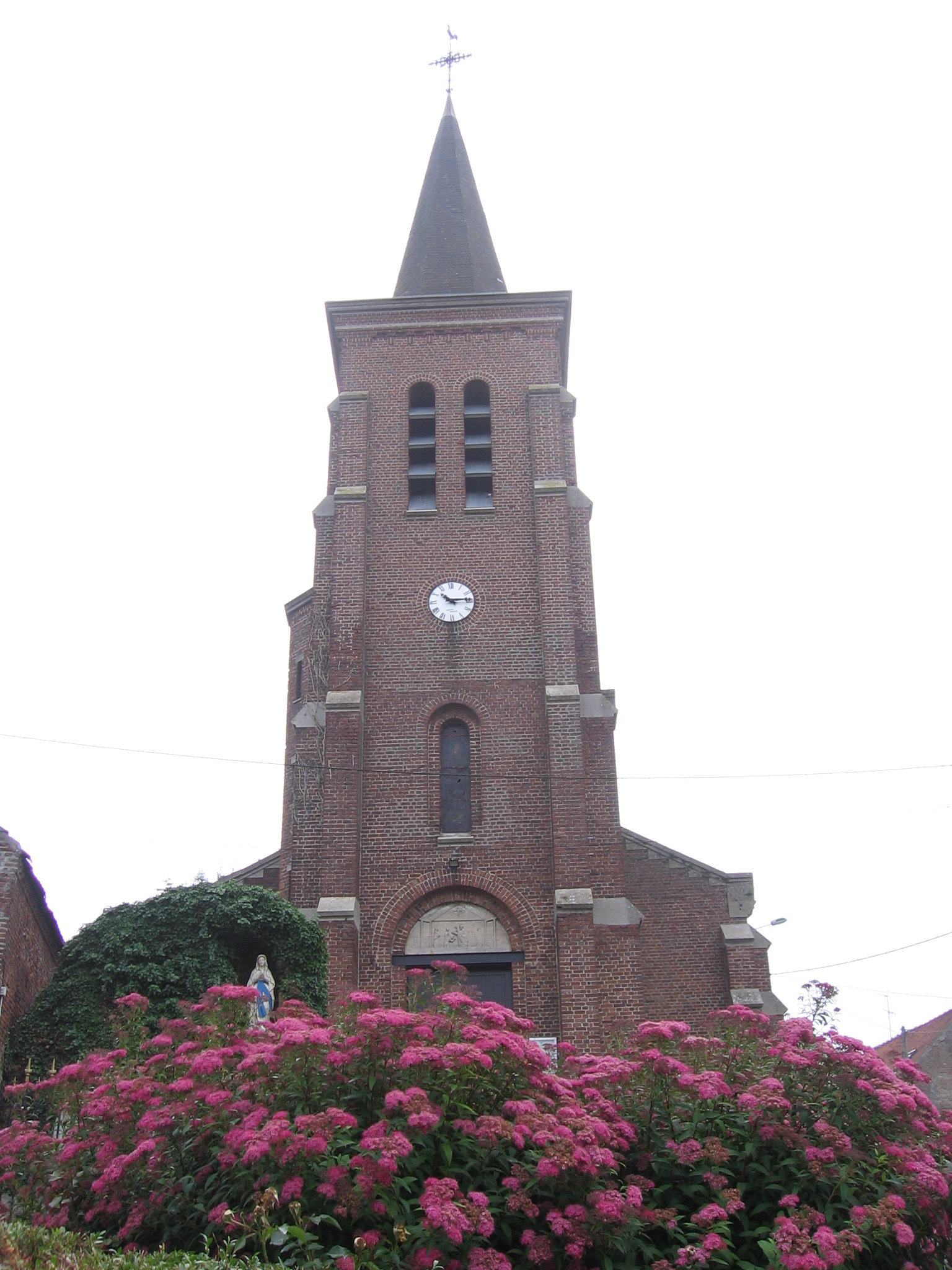 Eglise De Douai Decoration De Noel Nord Soeur Claire