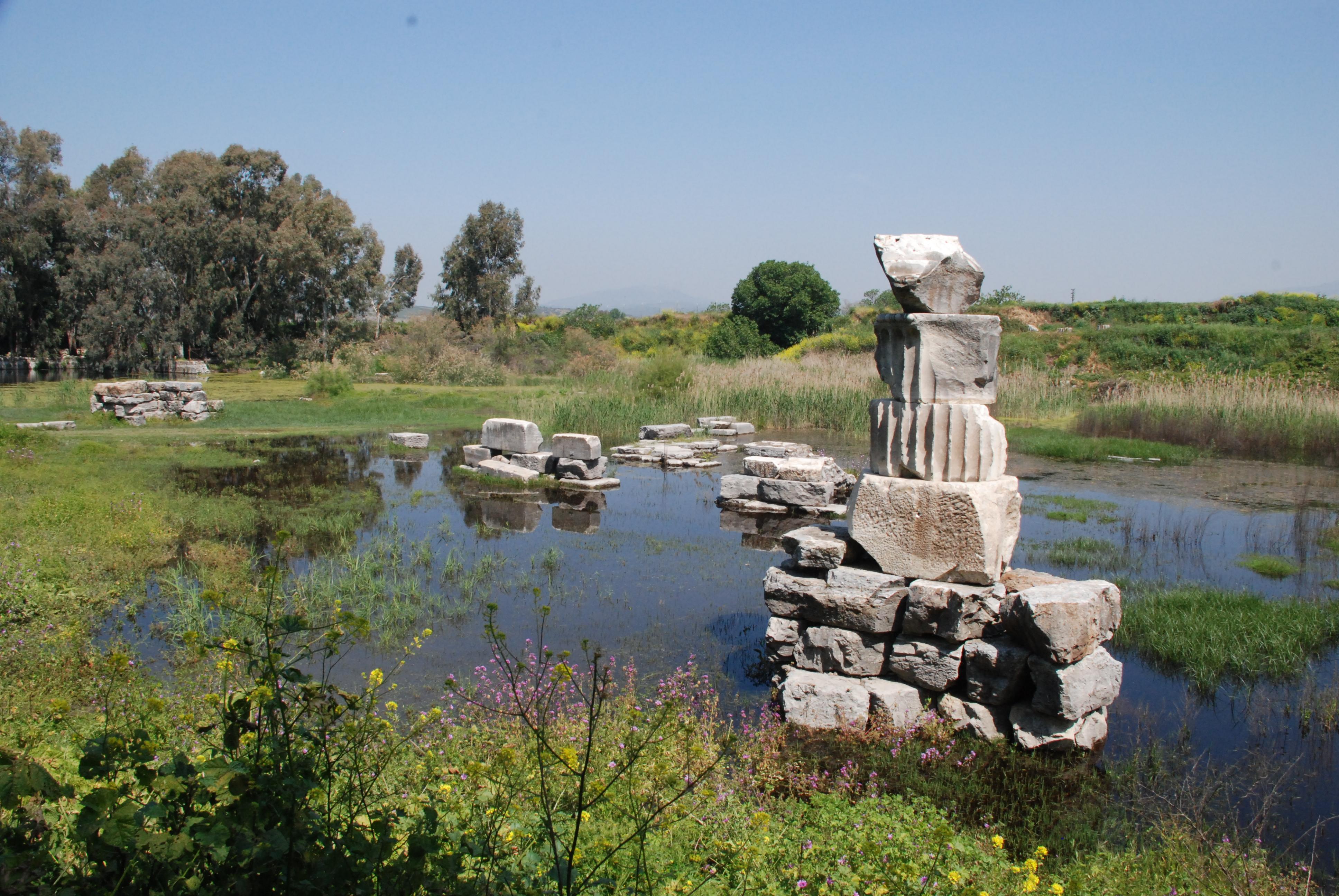 Image result for ephesus temple artemis