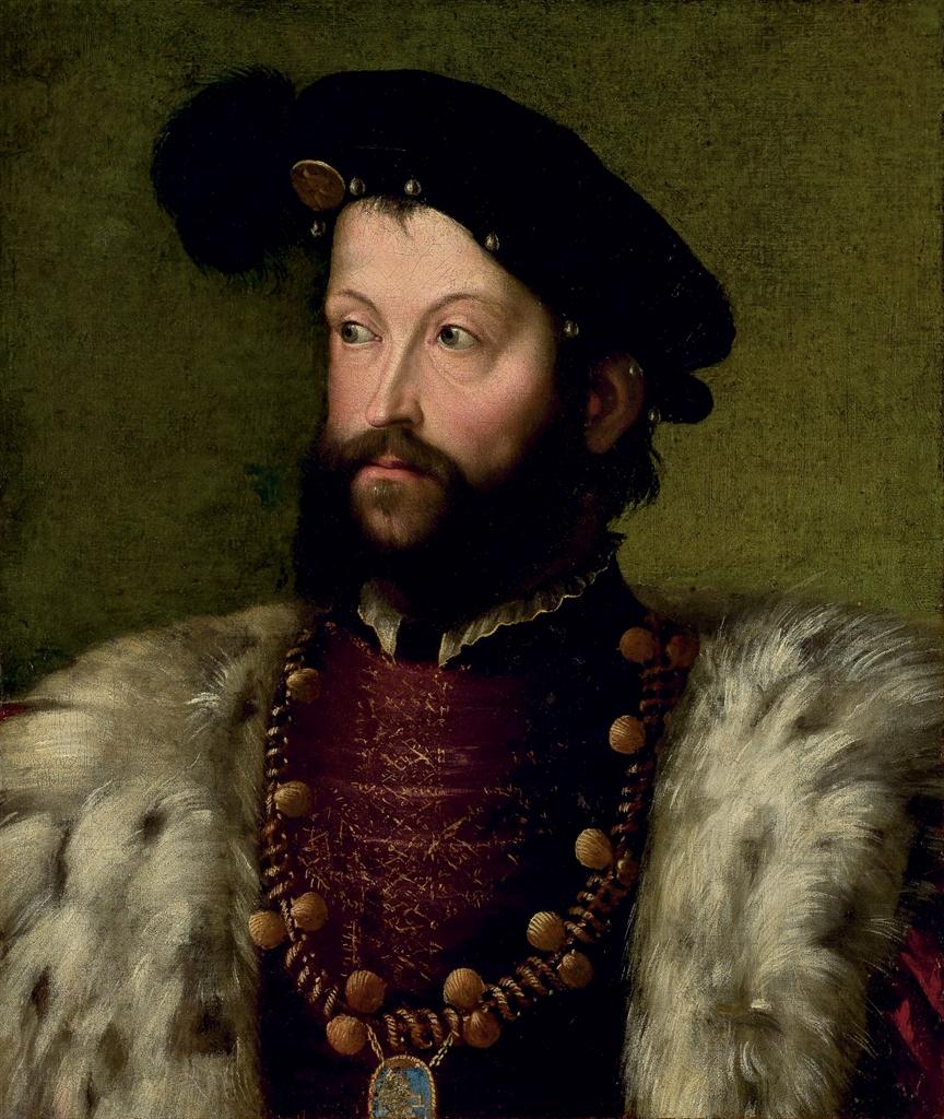 Dukepope: Ercole II D'Este, Duke Of Ferrara