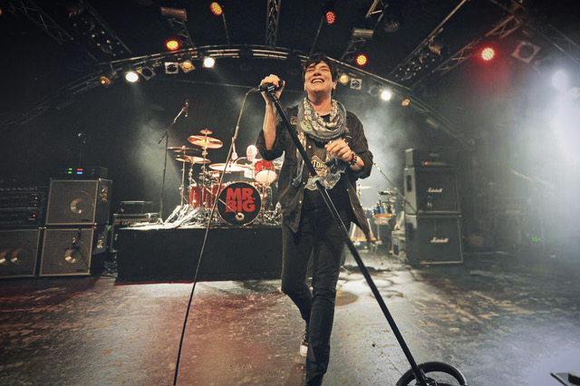 Eric Martin (musician) - Wikipedia