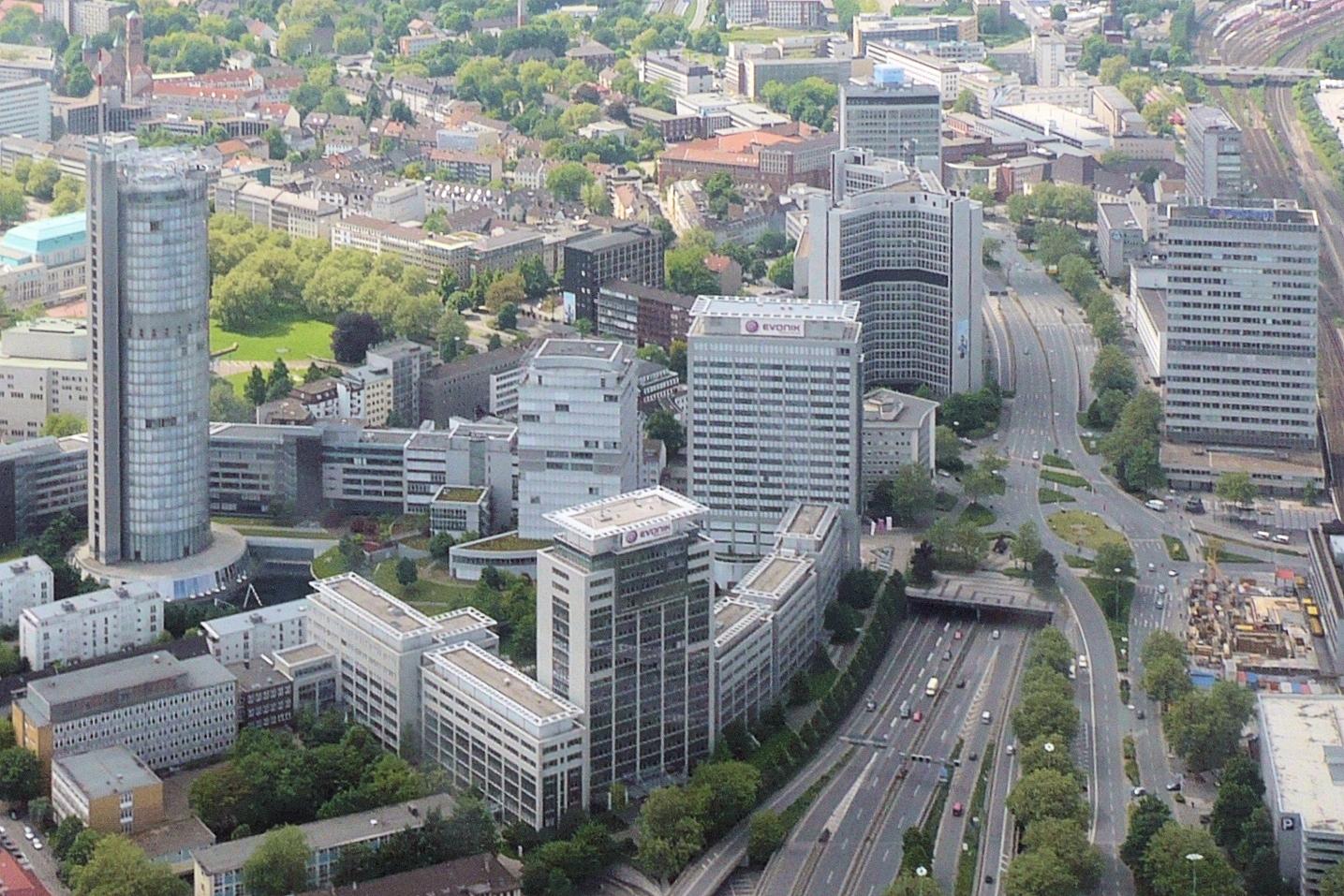 Enkelt parti i Ruhr