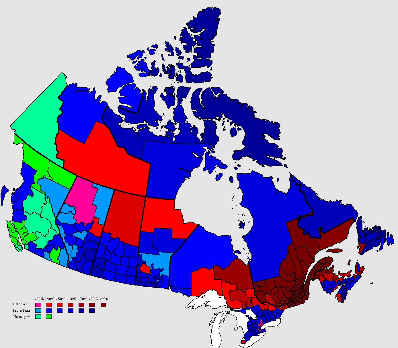 file ethnic origins map of canada png wikimedia commons