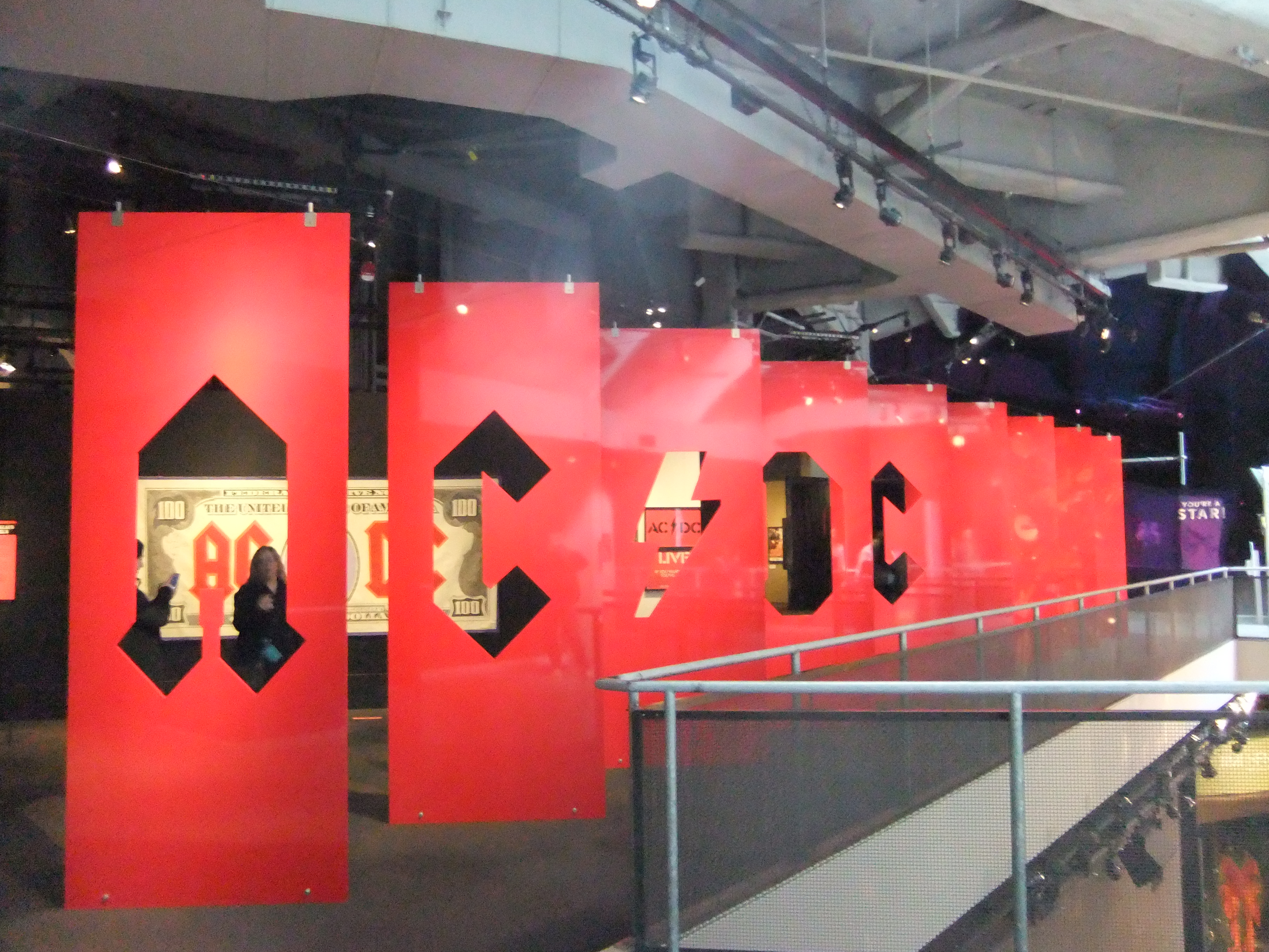File:Experience Music Project, Science Fiction Museum, Seattle   AC DC  (9444420185