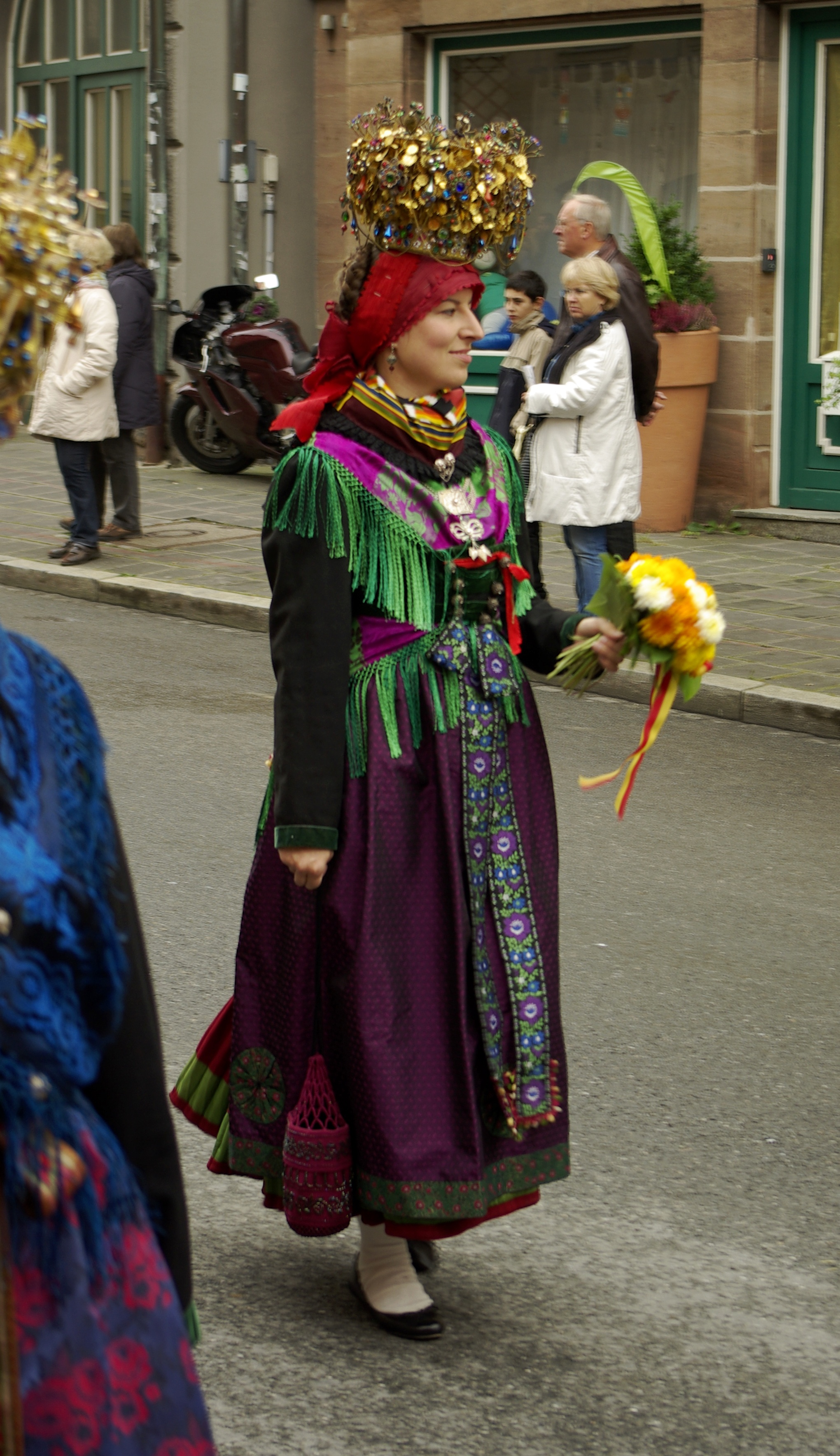 Forchheim Tracht or Folk clothing