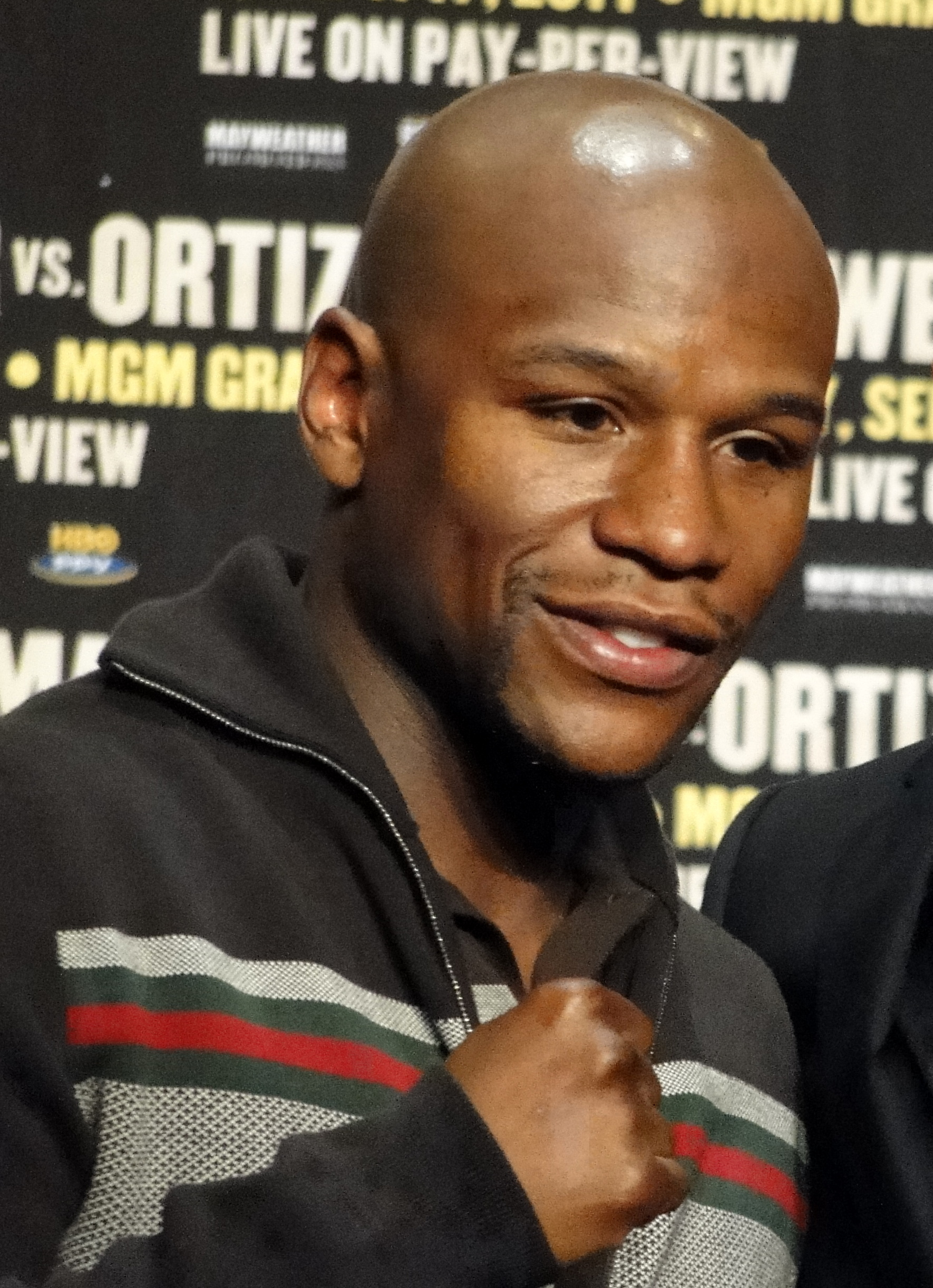 File:Floyd Mayweather, Jr. 2011.jpg - Wikimedia Commons