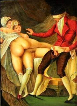 french sex art