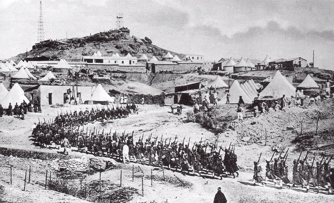 French troops in Morocco during the Agadir Crisis, March 30, 1912.jpg