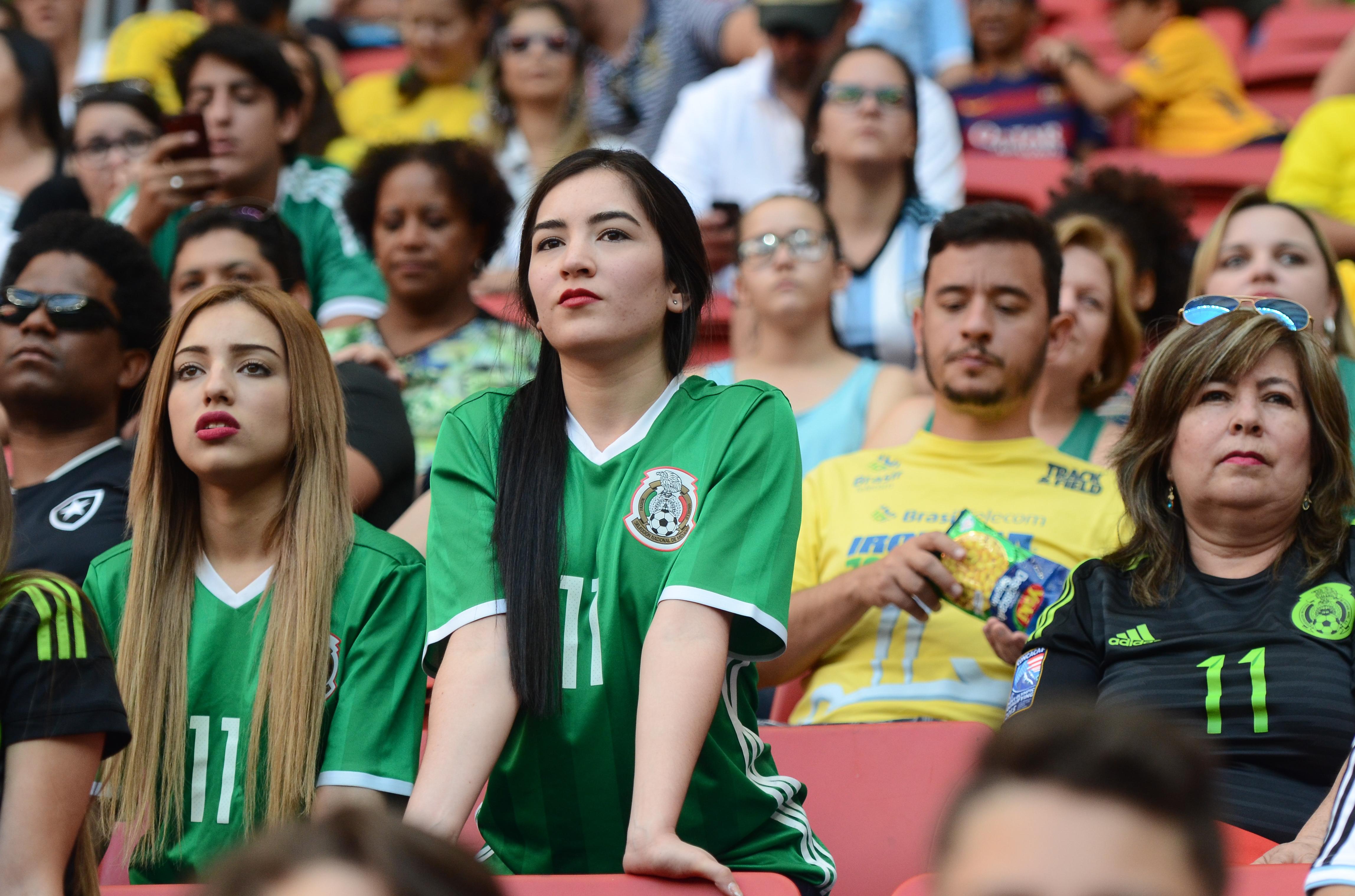 File Futebol olmpico de Coreia do Sul e México no Mané Garrincha