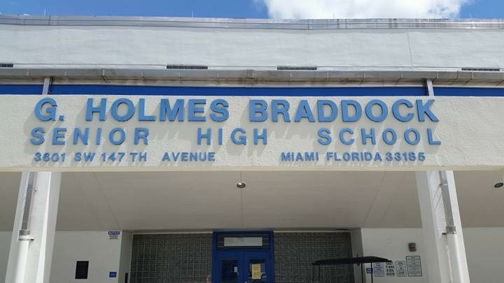 G Holmes Braddock High School Wikipedia