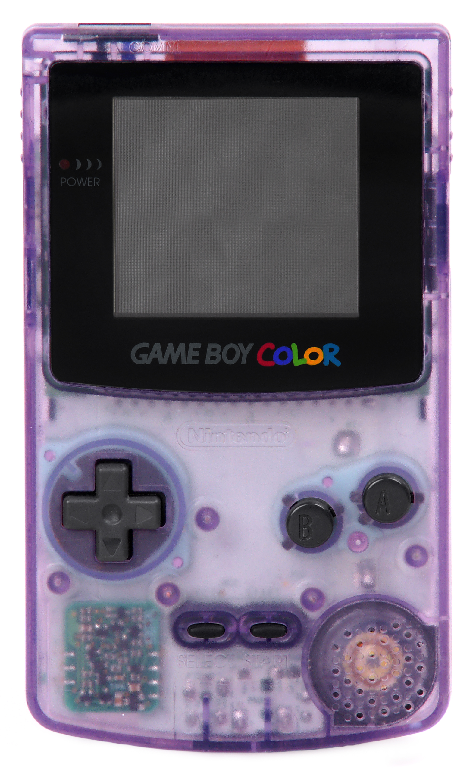 File Game Boy Color Purple Jpg For Gameboy Color