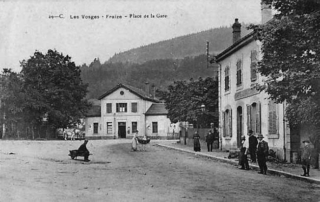 France commune de plainfaing for Vosges code postal