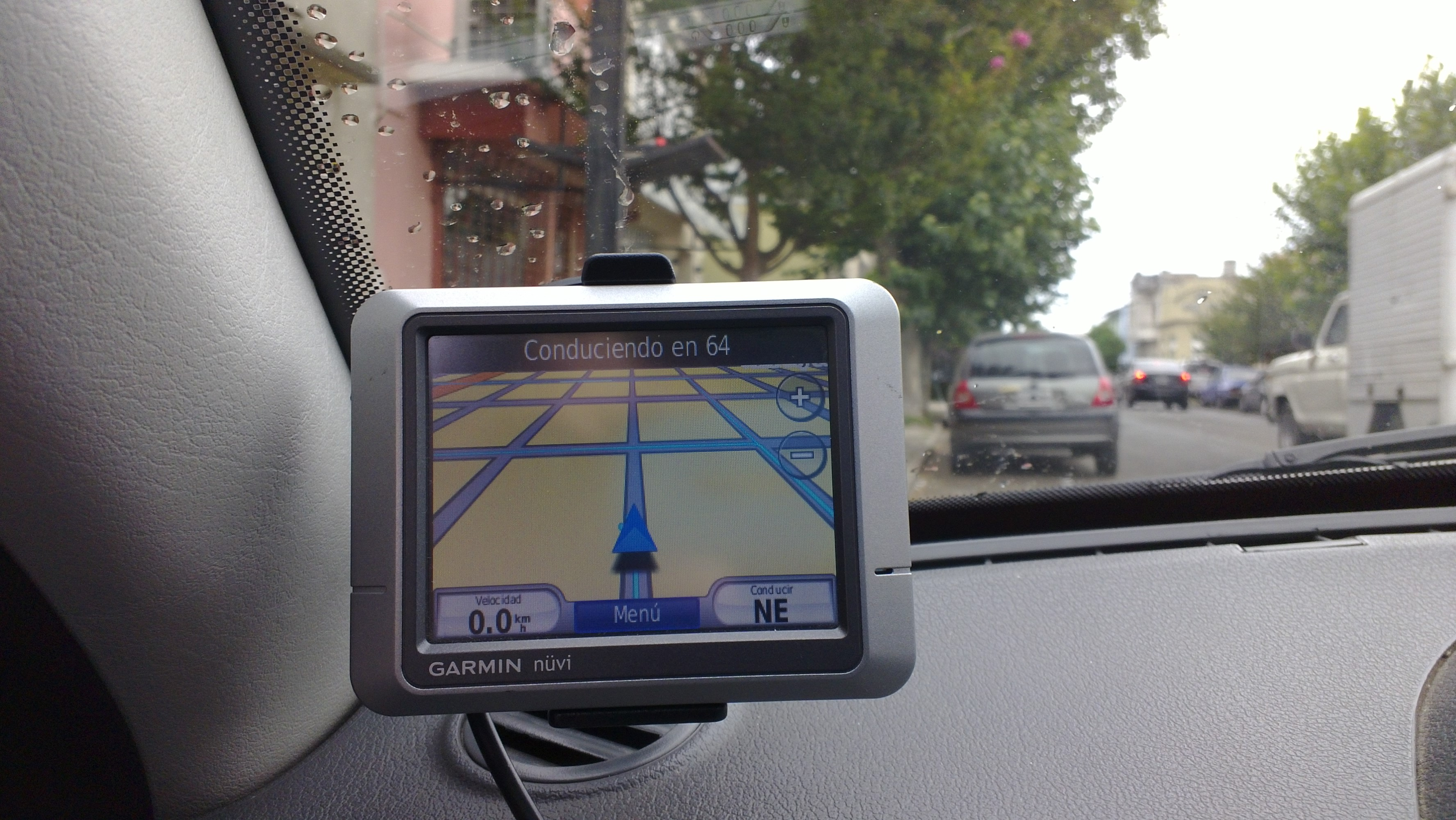 What is GPS navigator 2