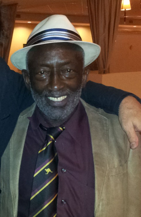 garrett morris height