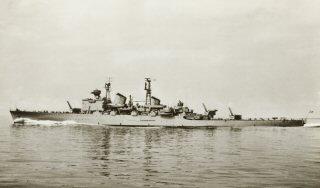 HSwMS <i>Tre Kronor</i> Swedish cruiser