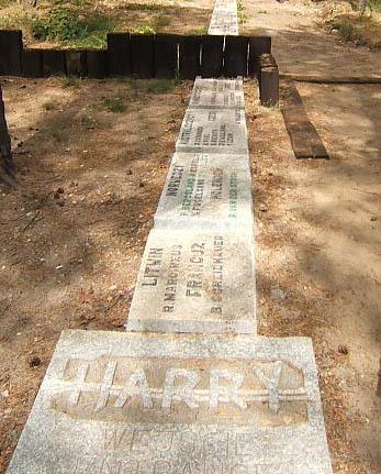 Placas conmemorativas que muestran el recorrido del tunel.