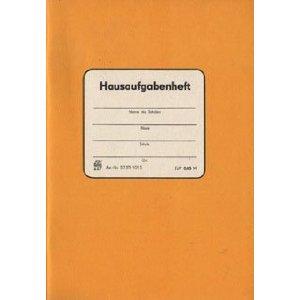 Datei:Hausaufgabenheft DDR Orange.jpg