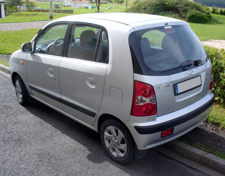 Hyundai Atos Modelo 2001
