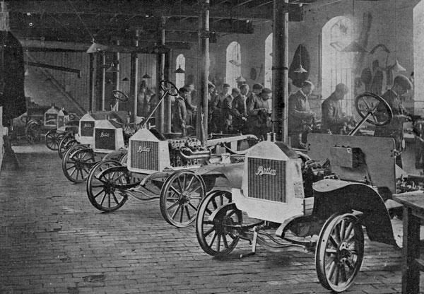 Motor World Car Factory >> Briton Motor Company - Wikipedia