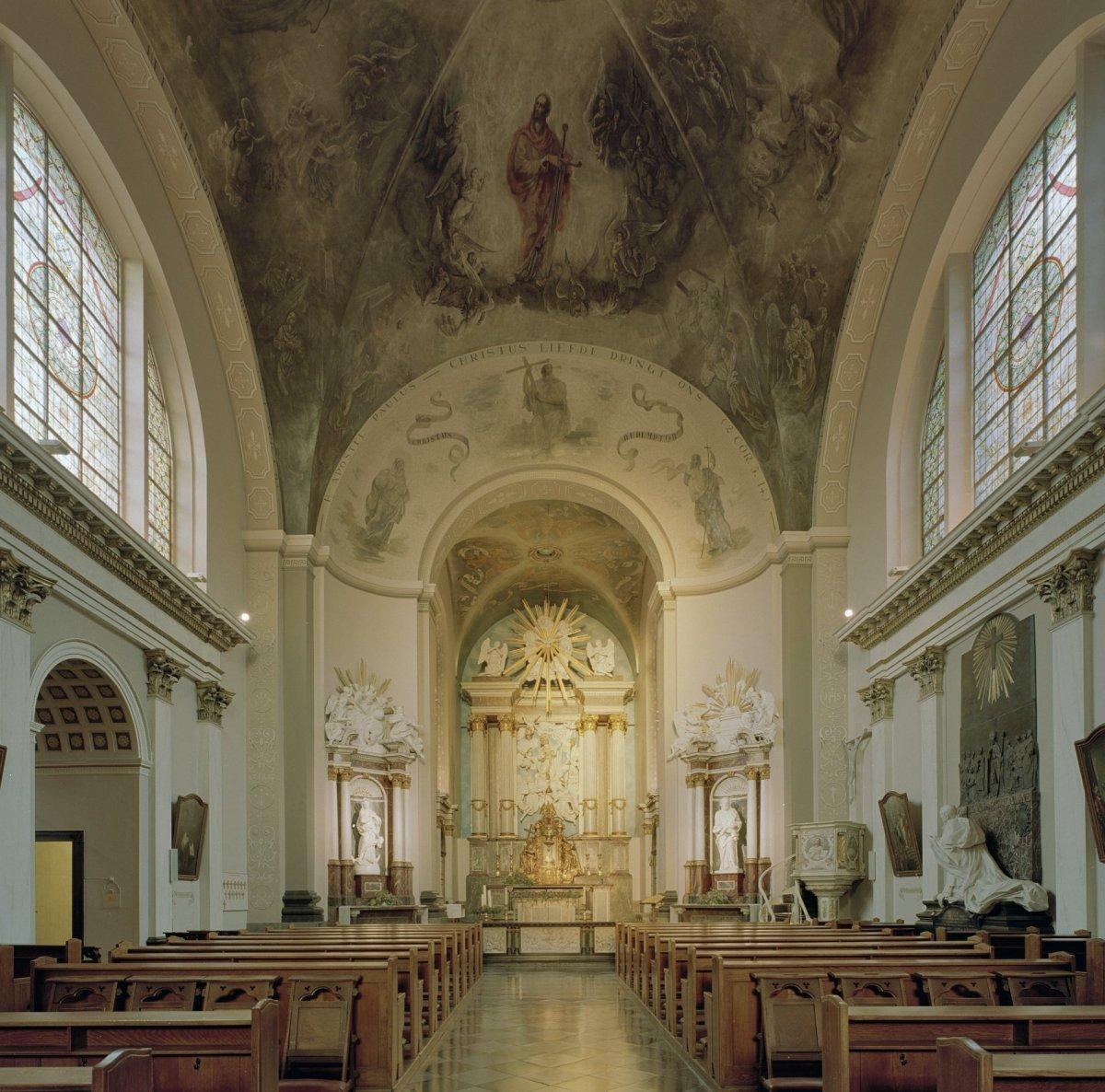 File interieur overzicht kapel wittem 20378380 rce for Interieur 607