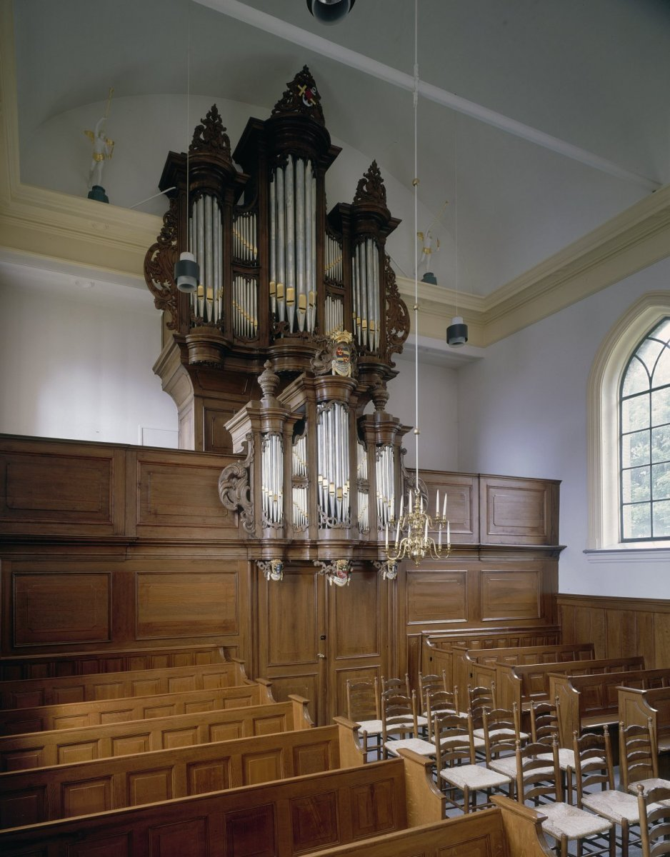 Datei interieur overzicht van het orgel orgelnummer 1484 for Interieur niederlande
