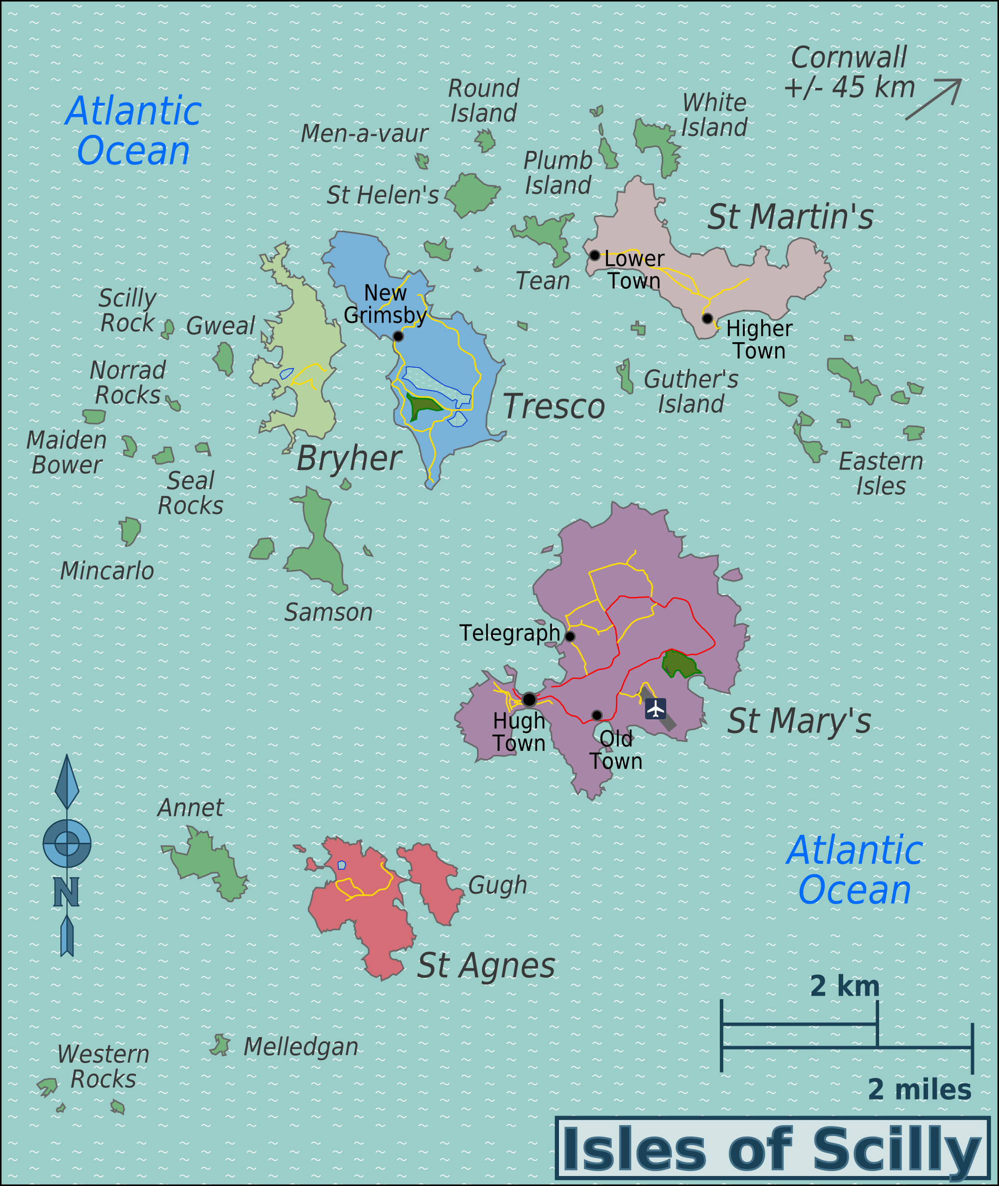 Isles Of Scilly Map File:Isles of Scilly map.png   Wikimedia Commons Isles Of Scilly Map