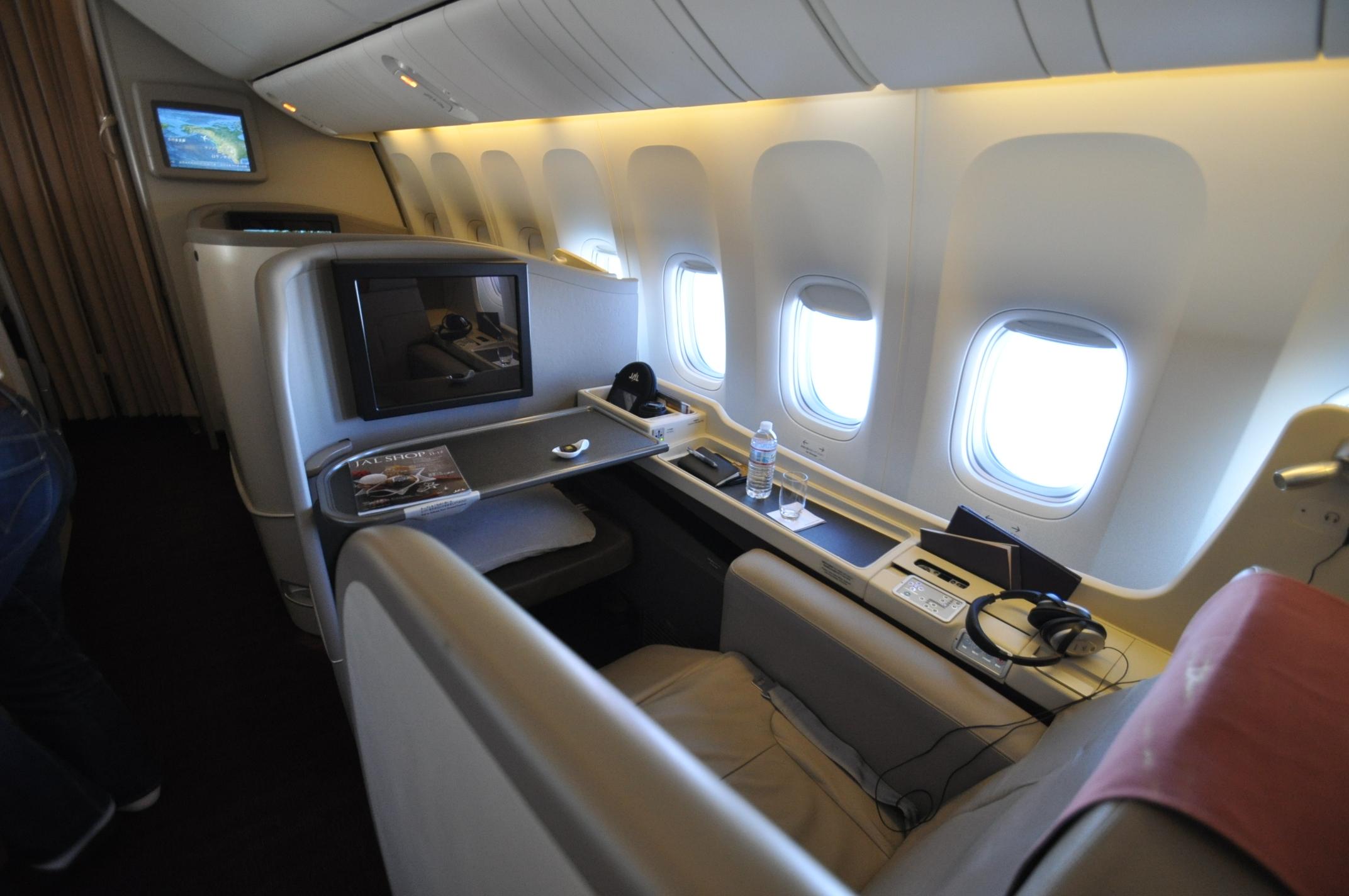 File jal international flight f class seat suite 2 jpg for Interieur 777