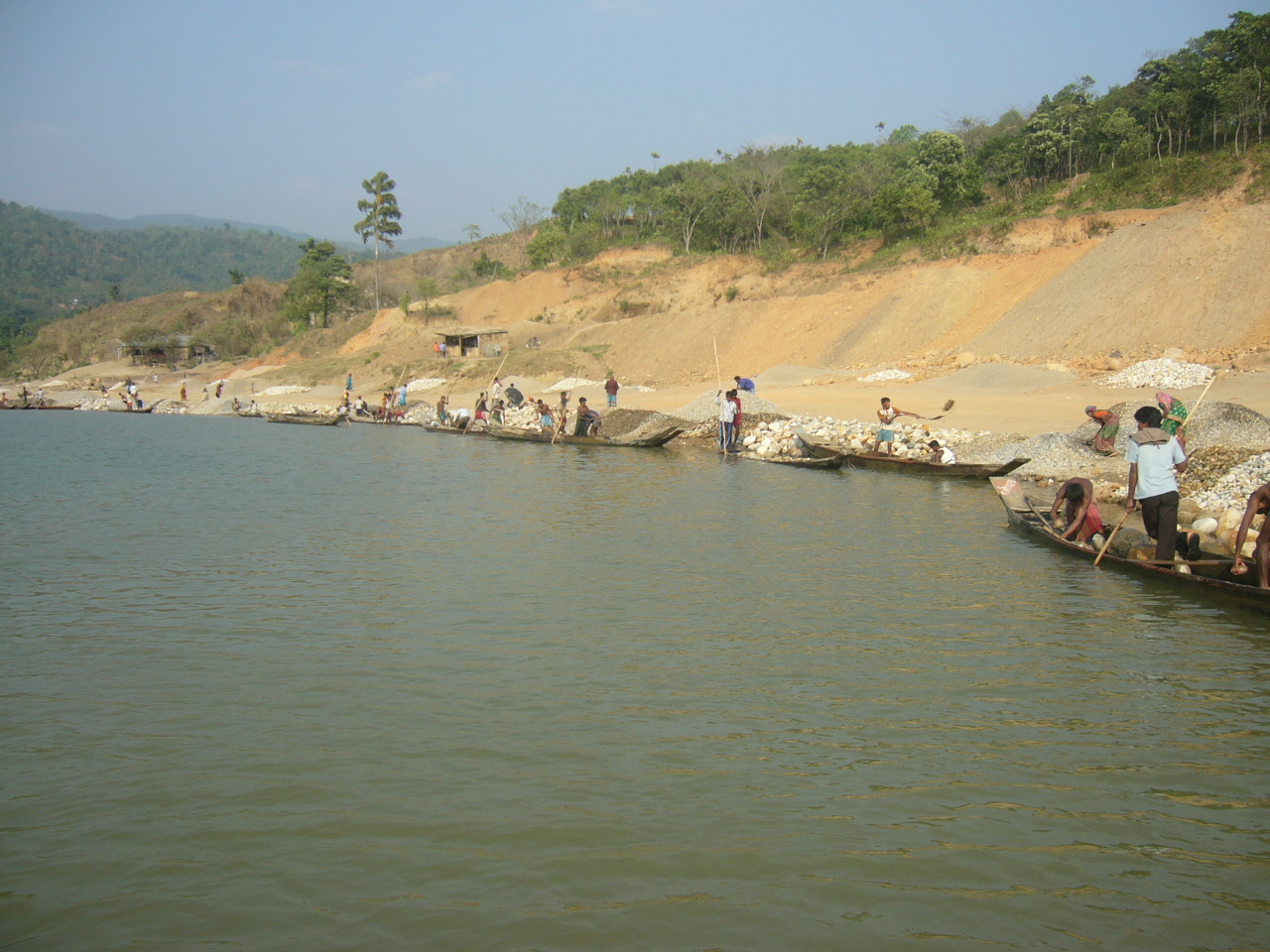 Sylhet Bangladesh  city pictures gallery : Description Jaflong Sylhet Bangladesh 20