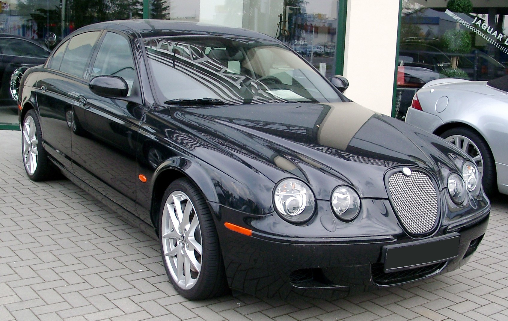 2007 Jaguar s Type r Jaguar s Type r 2004 2007