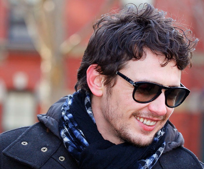Five Years After His Departure, Brooklyn College Remembers James Franco