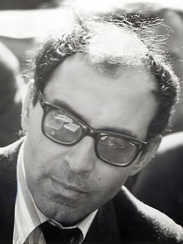 Godard in 1968