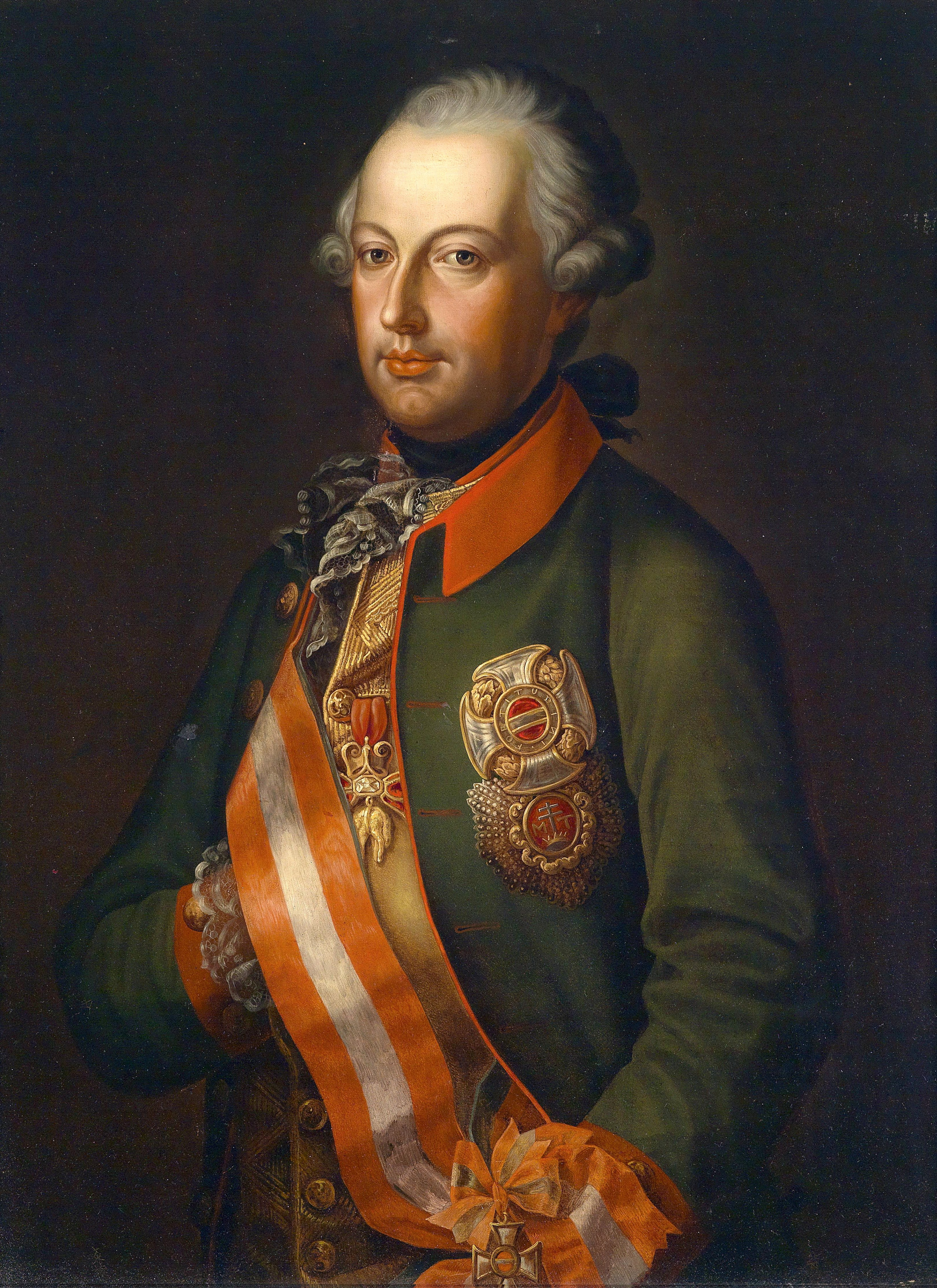 II. József magyar király – Wikipédia
