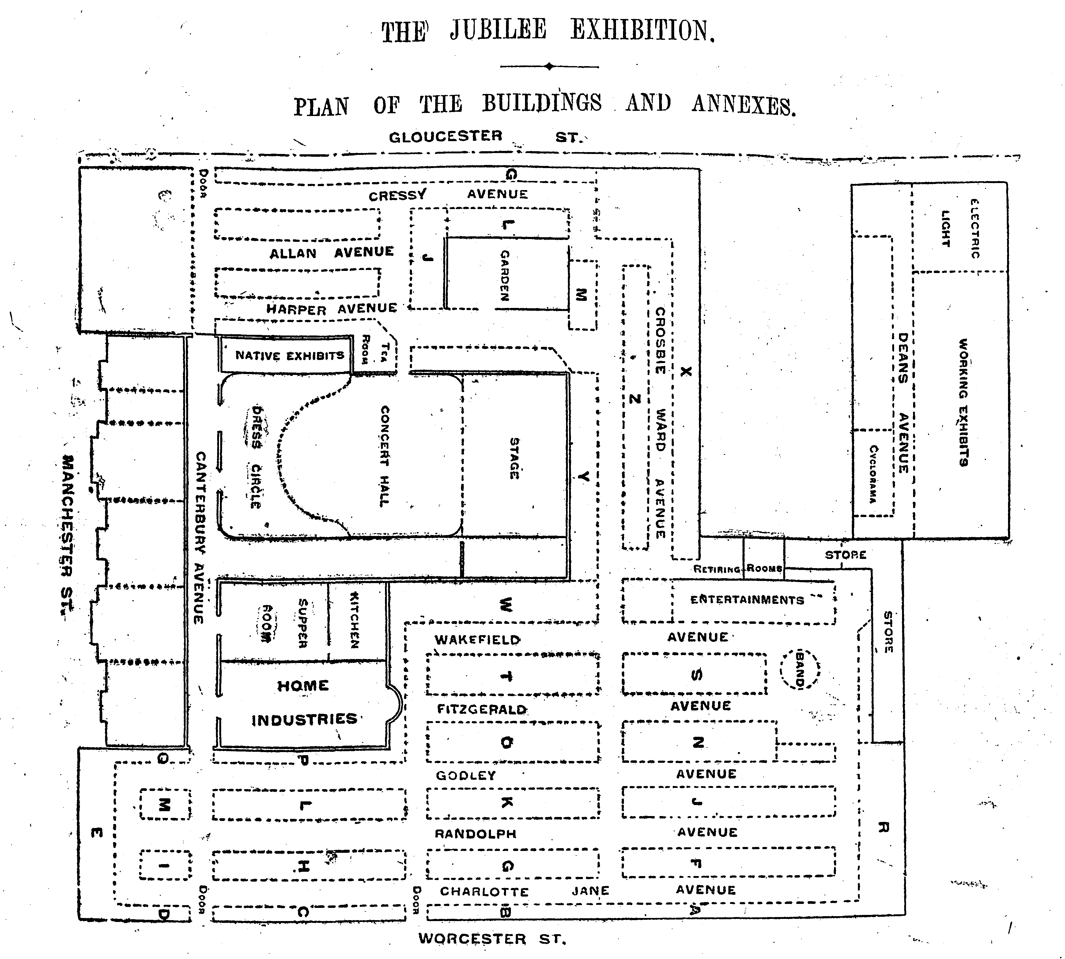 Exhibition Stand Floor Plans : File jubilee exhibition plan g wikimedia commons