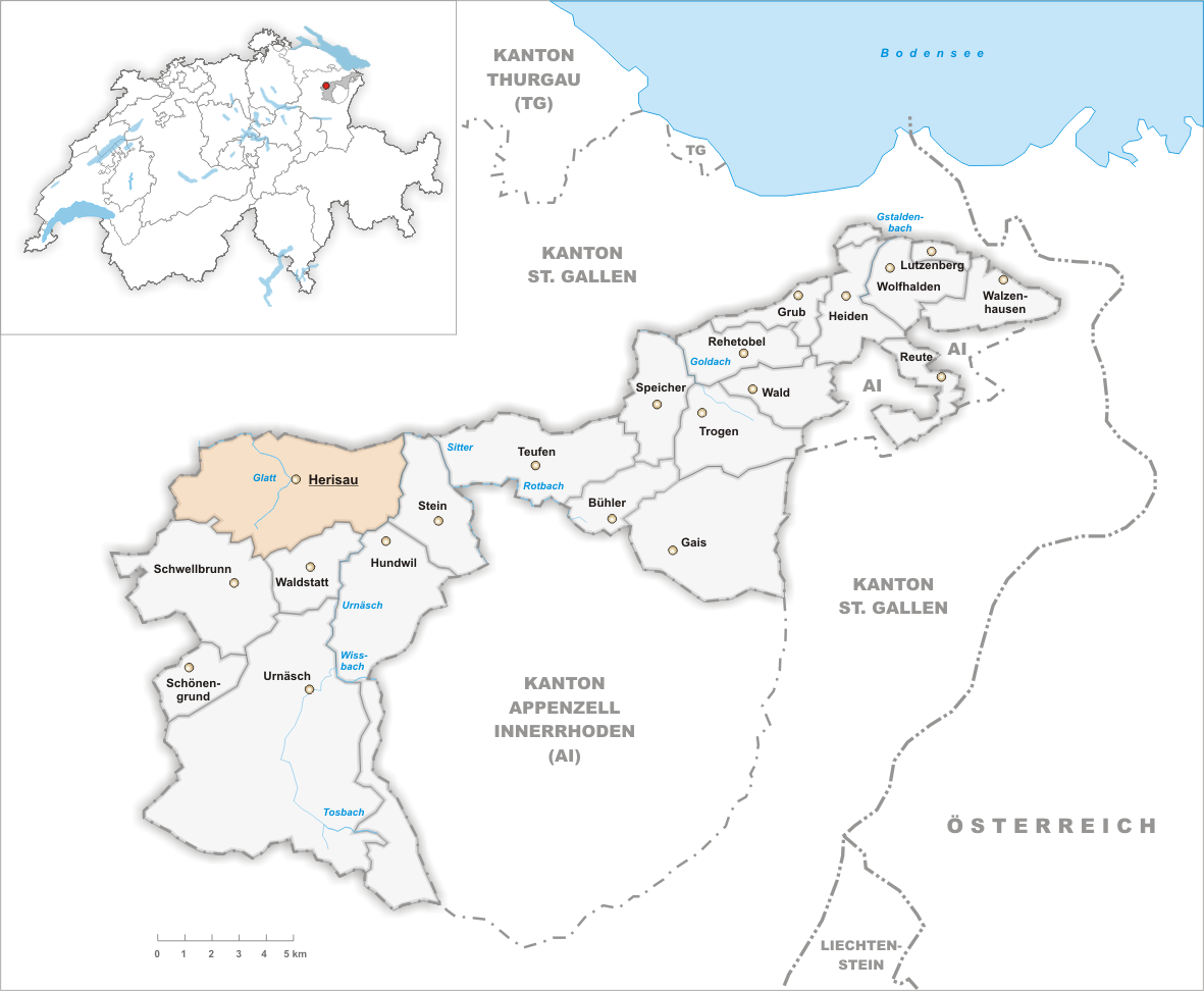 FileKarte Gemeinde Herisau 2007png Wikimedia Commons