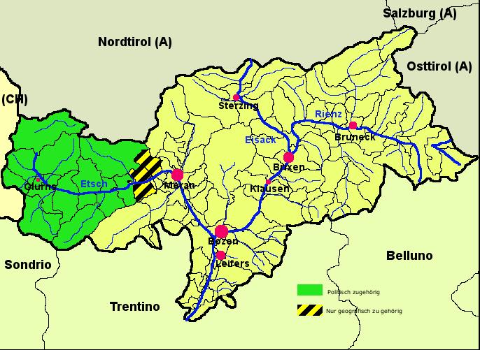vinschgau karte Datei:Karte Vinschgau.png – Wikipedia