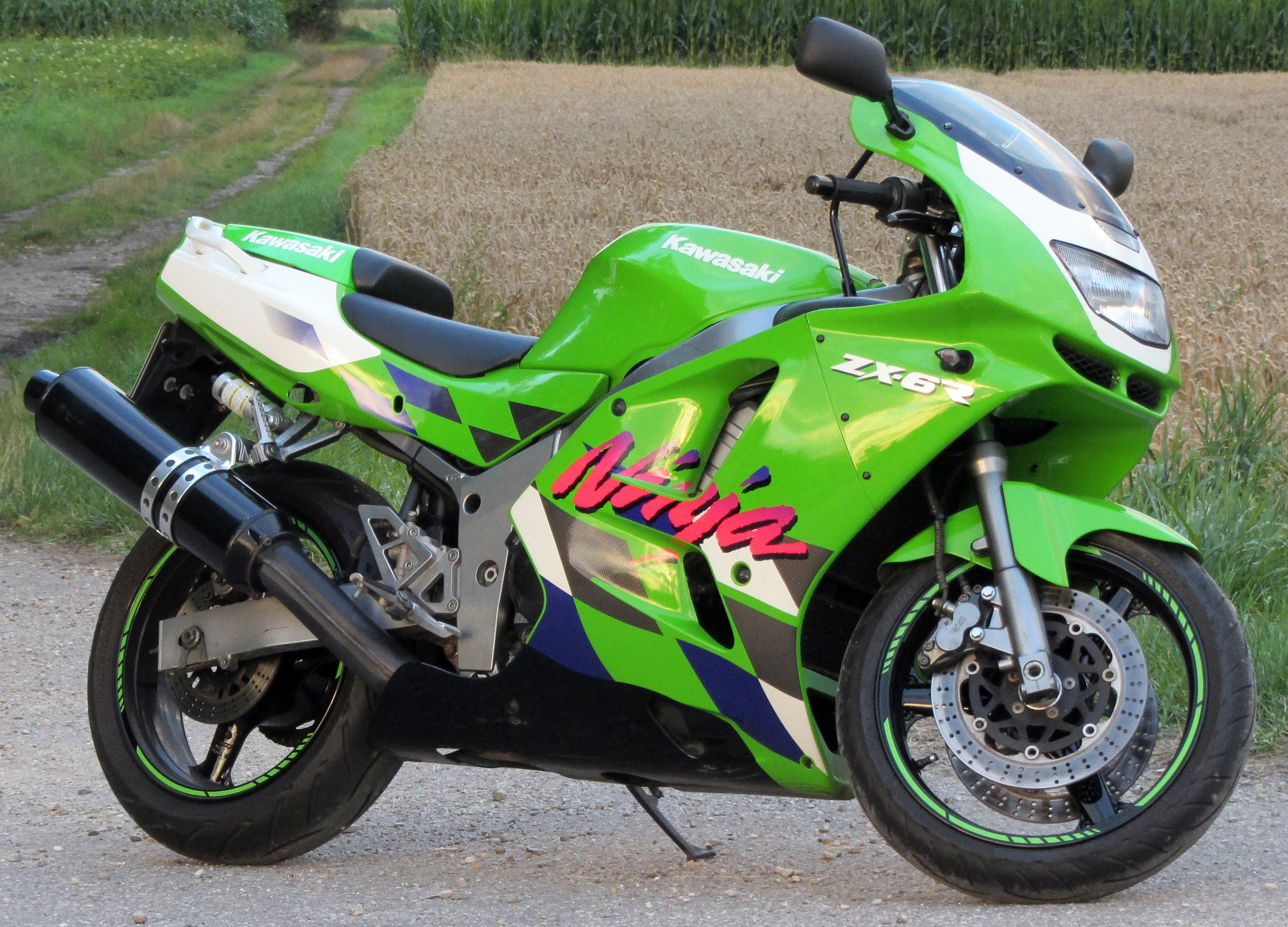 Pictures Kawasaki Ninja Hr Over  Miles Per Hour