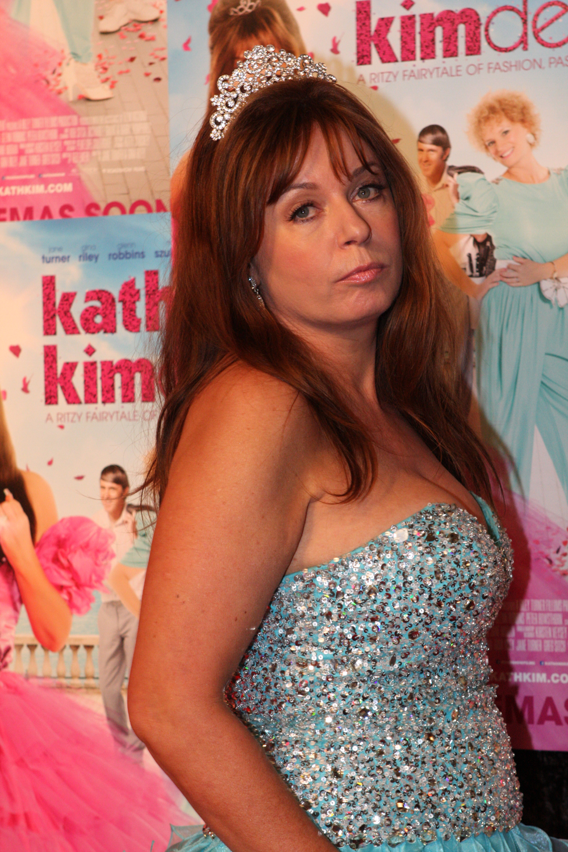 Is Kim Rhodes Pregnant 2