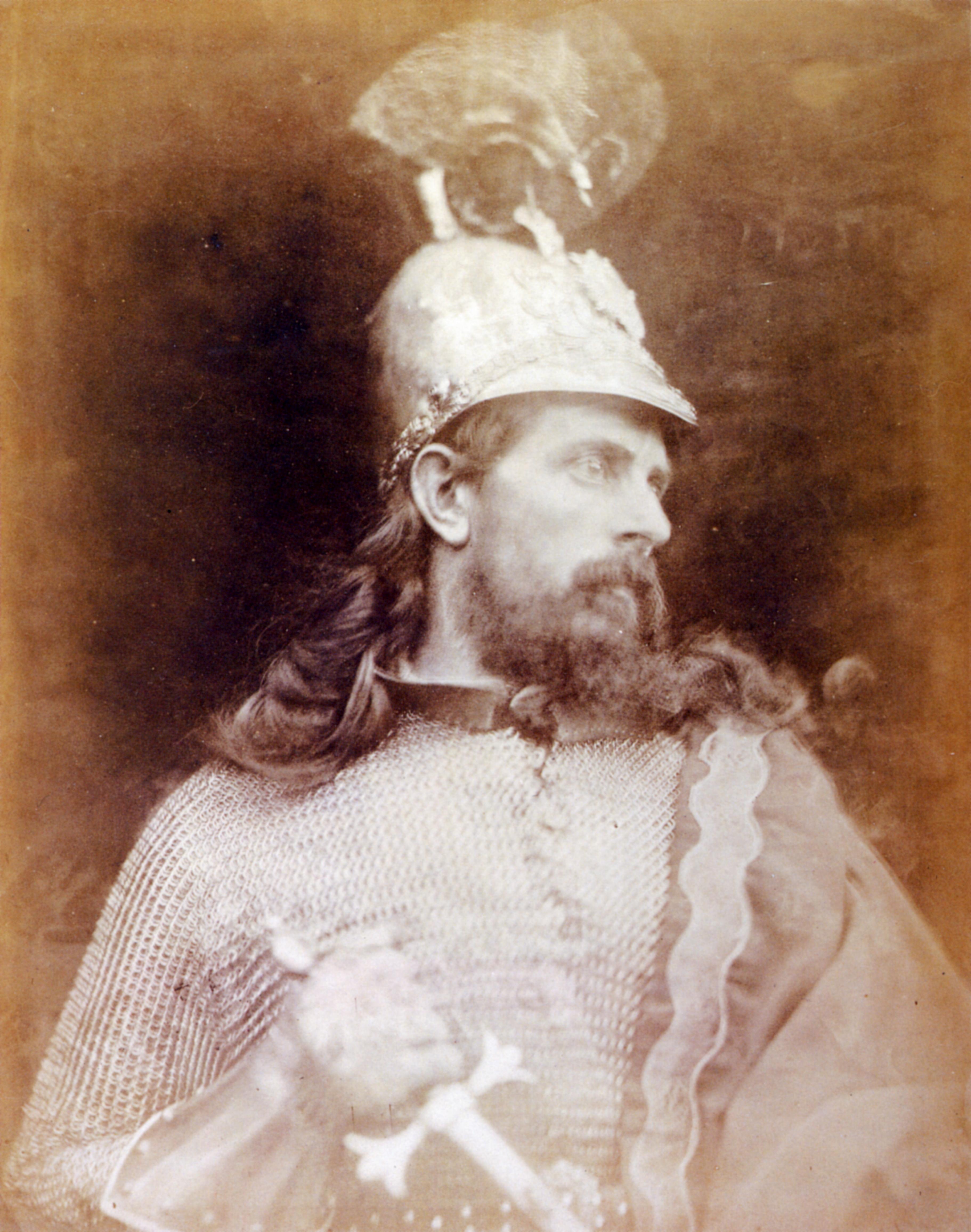 File King Arthur By Julia Margaret Cameron Jpg Wikimedia Commons
