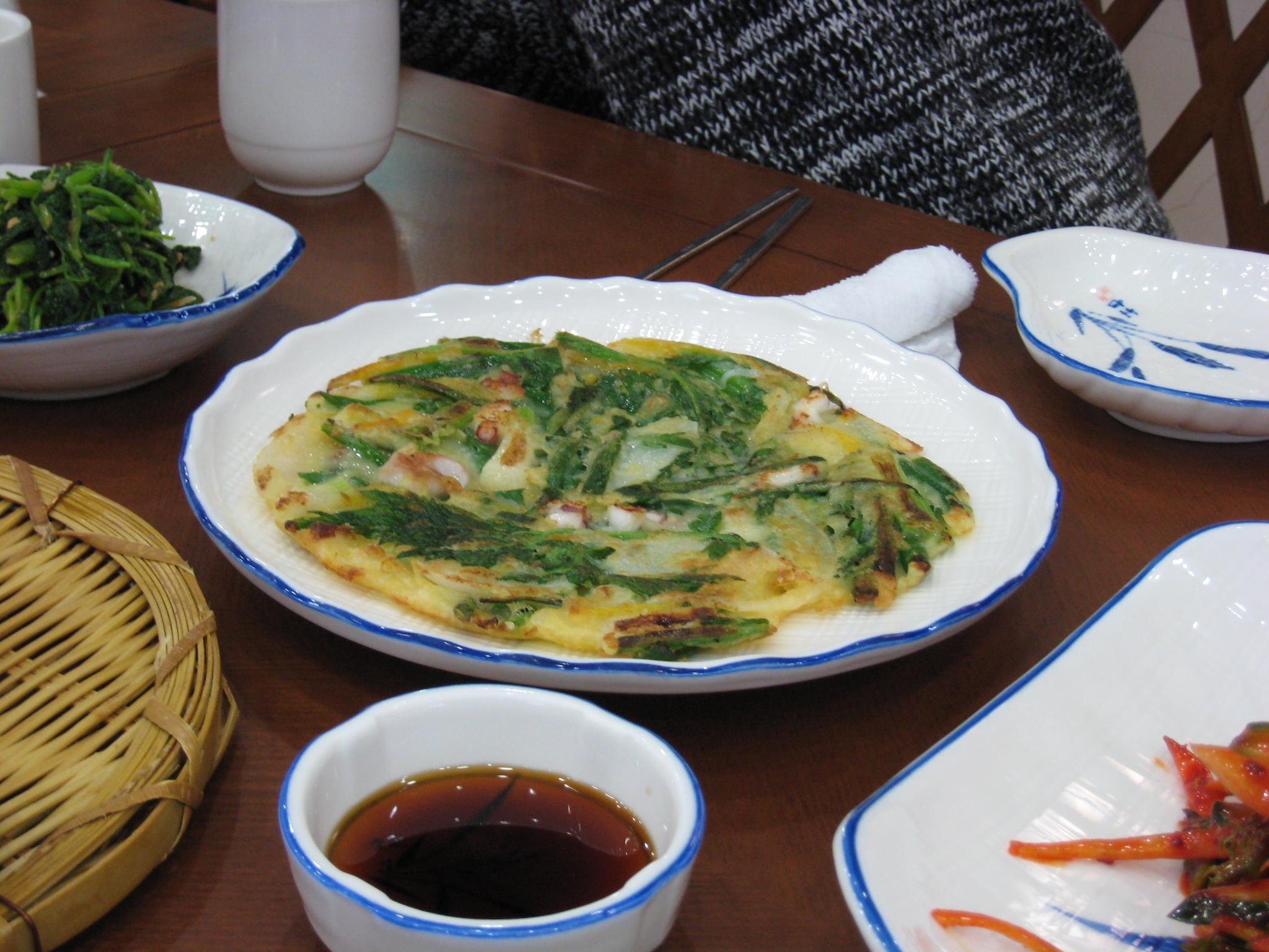 Image result for korean pancake