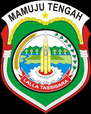 File Lambang Kabupaten Mamuju Tengah Png Wikimedia Commons