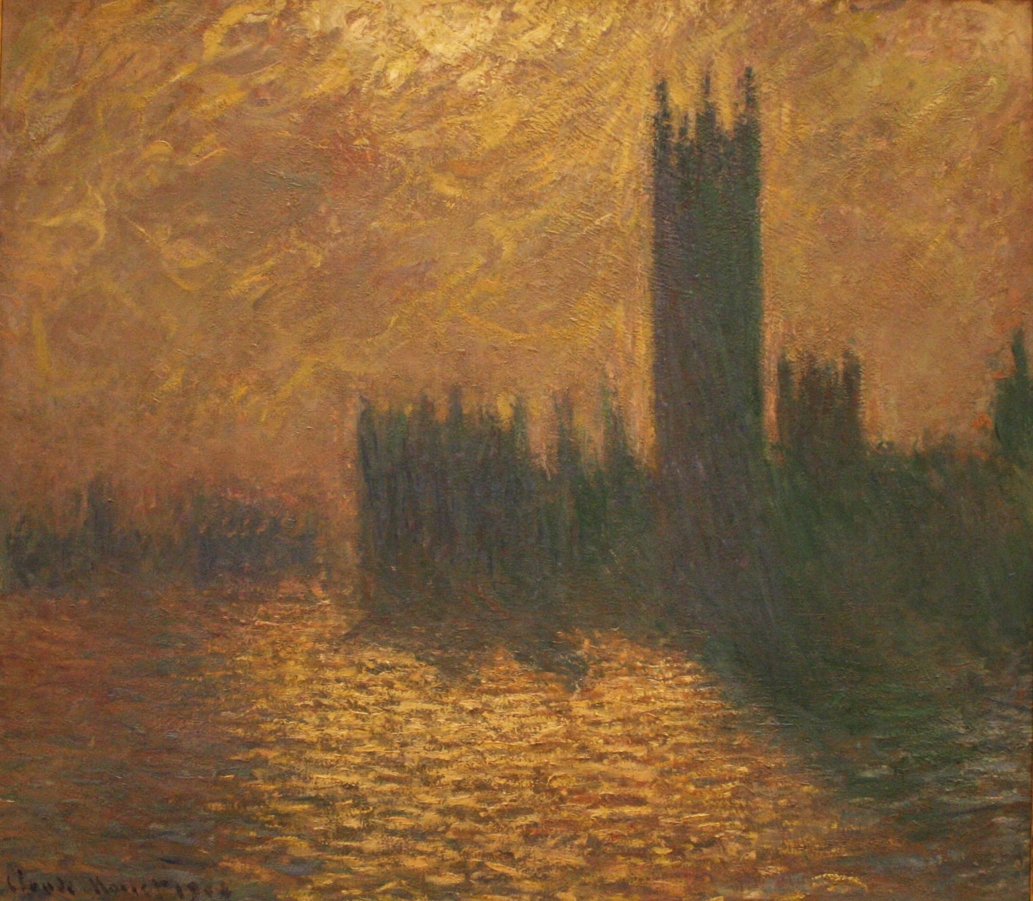 Impressionist Painting Art Lessons High School