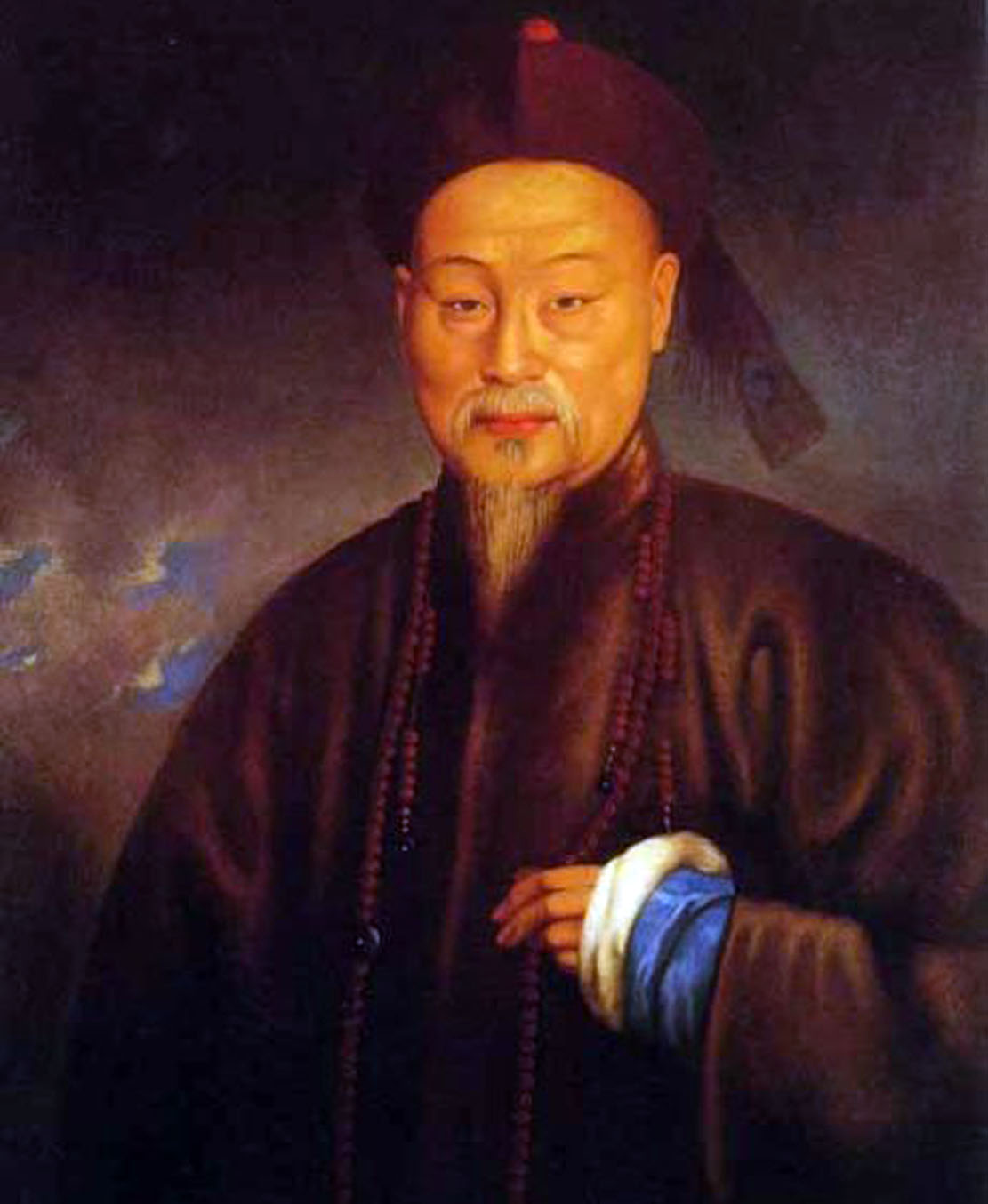 Lin Zexu was left with the task of shutting down the opium trade