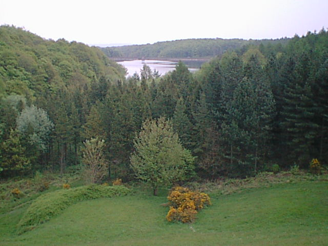 Linacre Middle Dam View From Upper Dam - geograph.org.uk - 303509