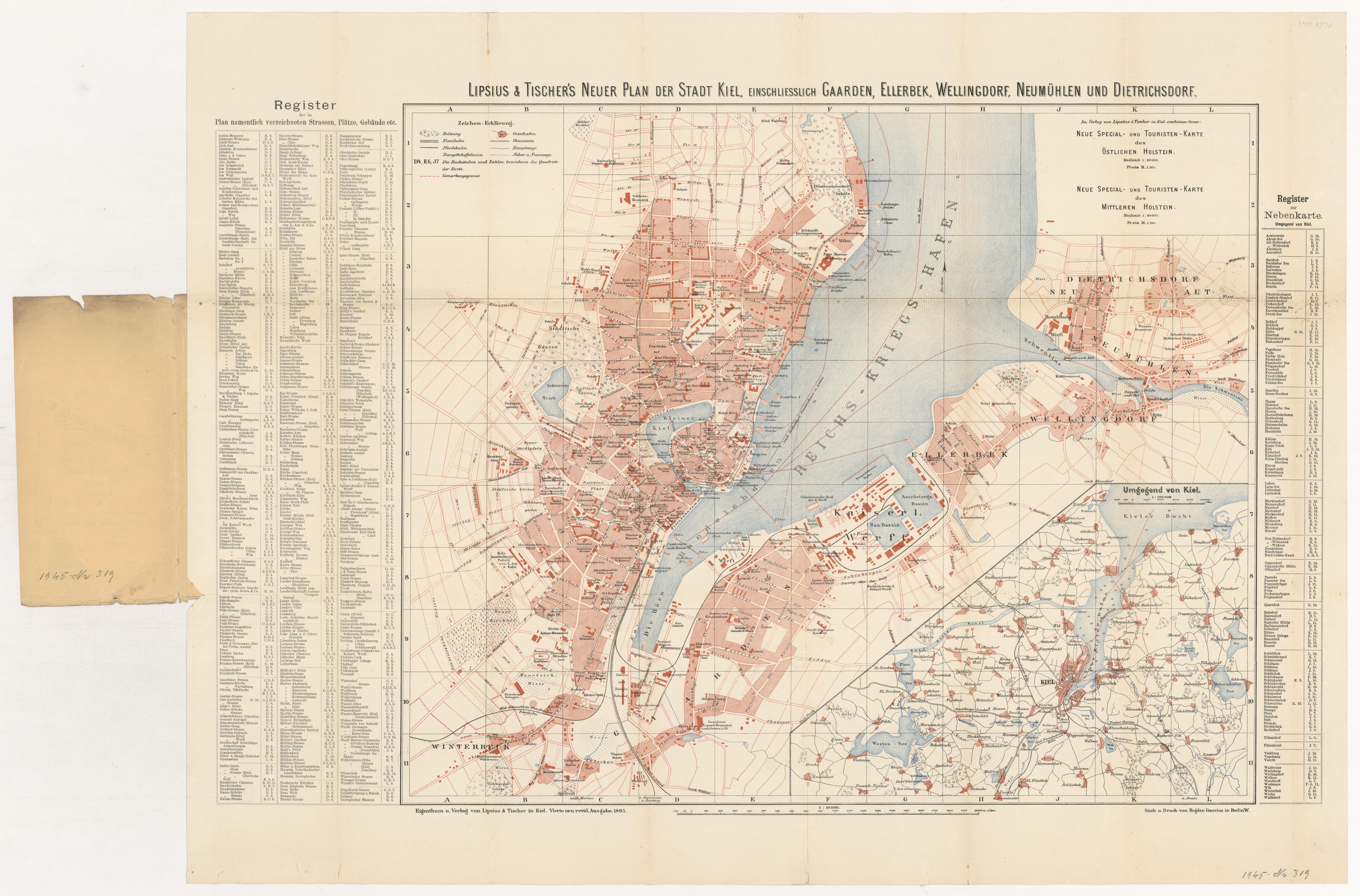 File Lipsius Tischer S Karte 1895 Dk008104 Jpg Wikimedia