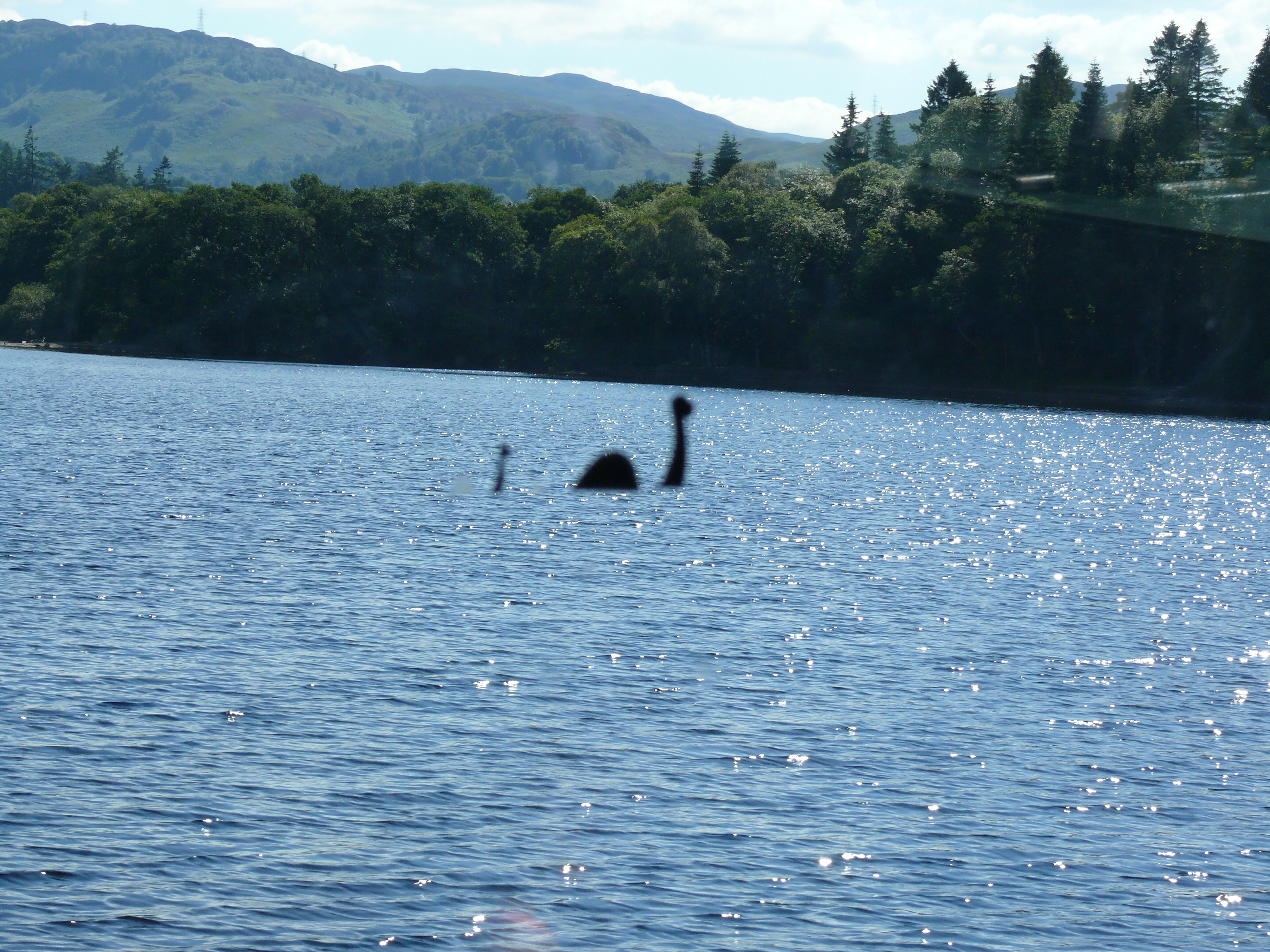 this test could settle the loch ness monster mystery once and for all